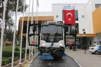 MAHMUR - Akçakale Belediyesi Araç Filosunu Güçlendirmeye Devam Ediyor