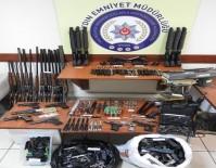 SİLAH TİCARETİ - Aydın'da Yasadışı Silah Ticaretine Büyük Darbe