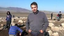 NEOLITIK - Baraj Suyu Çekilince Höyük Yeniden Ortaya Çıktı