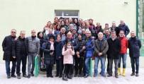 METİN ORAL - Cerrahpaşalılar Altınova'da Buluştu