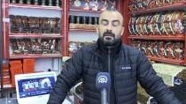 MURAT ŞAHIN - Malatya'da Kayısı Satıcıları, AA'nın 'Yılın Fotoğrafları' Oylamasına Katıldı