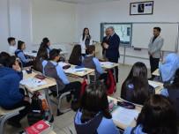 MUHARREM ERTAŞ - Vali Akın, Okullarda İncelemede Bulundu