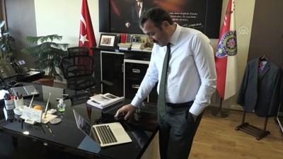 Zonguldak Emniyet Müdürü Turanlı, AA'nın 'Yılın Fotoğrafları' Oylamasına Katıldı