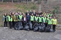 ALI ÇAĞLAR - Afyonkarahisar'da Öğrenciler Çöp Toplayarak Meydan Okuyor