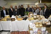 HAYATİ YAZICI - Bafra'nın Yöresel Ürünlerine Yoğun İlgi