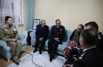 EDIRNEKAPı - Başkan Aydıner'den Esma Çevik'in Ailesine Taziye Ziyareti
