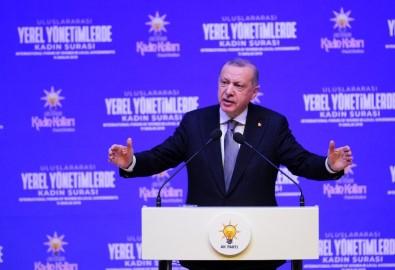 Cumhurbaşkanı Erdoğan Açıklaması 'Terör Örgütlerinin Yanında Yer Alan Bir Örgüt'