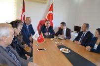 MEHMET TÜRKÖZ - Didim Zeytin Festivalini Destekleyen Kurumlar Onurlandırıldı