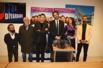 METİN YILDIZ - Diyarbakır'da Mahsun Kırmızıgül'ün Yeni Filminin Galası Yapıldı