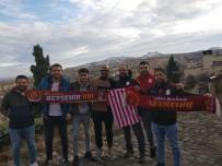 FELIPE MELO - Galatasaray'ın Eski Futbolcusu Felipe Melo Kapadokya'da
