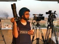 KEÇİÖREN BELEDİYESİ - İHA Muhabirlerine Yılın Haber Görüntüsü Ödülü
