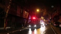 TÜP PATLAMASI - Kahramanmaraş'ta Tüp Patlaması Sonucu Ahşap Ev Yandı
