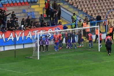 Karabükspor'un 'Mavi Ateşi' Söndü