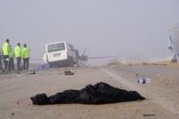 Katliam Gibi Kaza Açıklaması 3 Ölü, 2 Yaralı