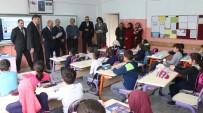 ŞEHİT UZMAN ÇAVUŞ - Kütahya'da Temel Eğitim Kurumlarına 'Bizden' Bülteni Dağıtıldı