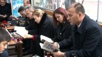 ALİ FUAT ATİK - 'Siirt'te Hayat Duracak Herkes Okuyacak' Projesi Kapsamında Kitap Okudular