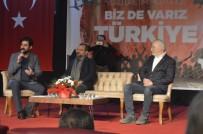 HASAN KAÇAN - Tavşanlı'da Türk Silahlı Kuvvetlerini Güçlendirme Vakfı'na Katkı Amacıyla Program Düzenlendi