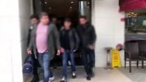 GAYRETTEPE - Uluslararası Oto Hırsızlığına Yönelik Operasyonda 5 Kişi Yakalandı