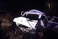Afyonkarahisar'da Feci Kaza Açıklaması 4 Ölü