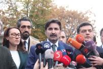 AYHAN SEFER ÜSTÜN - Davutoğlu'nun Partisinin Kuruluş Dilekçesi İçişleri Bakanlığına Sunuldu