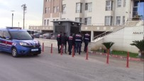 RAKKA - DEAŞ'ın Sözde El Bab Komutanlarından Biri Mersin'de Tutuklandı