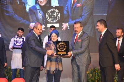 GSO'dan Kadooğlu'na Gaziantep'in Yıldızları Ödülü