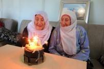 SEMPATIK - Kardeşleri Ölünce İkiz Kalan Nineler 89 Yaşında