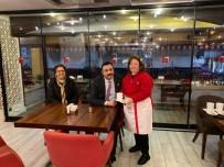 3 ARALıK - Rektör Kalan'dan, Down Sendromlu Tuğba'ya İadeyi Ziyaret