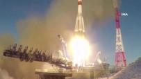NAVIGASYON - Rusya Uzaya Bir Navigasyon Uydu Aracı Daha Gönderdi