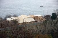 TOPKAPI SARAYI - Topkapı Sarayı'ndaki Kayma Durdu