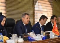 ENVER ÜNLÜ - Türkiye Ve İran Heyetleri 91. Alt Güvenlik Komite Toplantısı Gerçekleşti