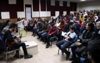 FATIH YıLMAZ - Van Büyükşehir Belediyesinden Şiir Dinletisi