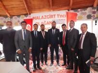 SULTAN ALPARSLAN - Yeniden Refah Partisi Malazgirt İlçe Kongresini Yaptı