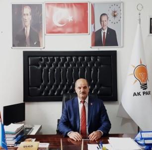 AK Parti Bulanık İlçe Başkanı Ali Bulut İstifa Etti