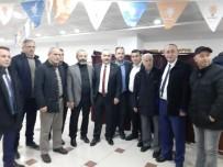VEYSEL KARANI - AK Parti İlçe Teşkilatının 7.Olağan Kongre Süreci Başladı