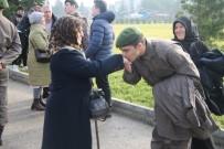 ŞEHİT UZMAN ÇAVUŞ - Bursa'da Bedelli Askerler Yemin Etti