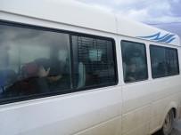 KUMBAĞ - Çanakkale'de 25 Mülteci Yakalandı