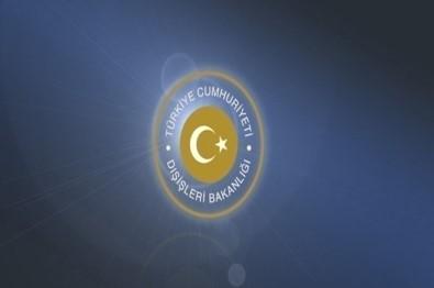 Dışişleri Bakanlığı'ndan AB Konseyi'ne sert tepki
