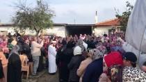 MUSTAFA POLAT - Edirne'de Trafik Kazasında Ölen Babaanne Ve Torununun Cenazesi Defnedildi
