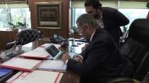 CHRISTCHURCH - İstanbul Cumhuriyet Başsavcısı Fidan AA'nın Fotoğraf Oylamasına Katıldı