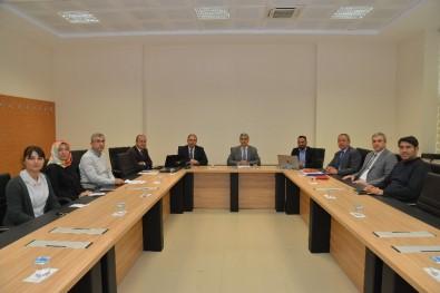 KAEÜ'sinde ISO 27001 BGYS Dış Değerlendirme Gözetim Tetkiki  Toplantısı Yapıldı