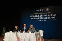 KARİKATÜRİST - Mersin'de İnsan Hakları Konuşuldu