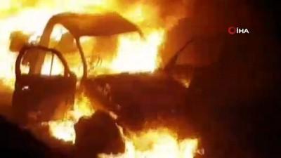 Pakistan'da Petrol Yüklü Pikap Otobüsle Çarpıştı Açıklaması 15 Ölü