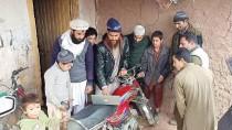 İSLAMABAD - Pakistan'daki Afgan Mülteciler AA'nın 'Yılın Fotoğrafları' Oylamasına Katıldı