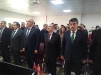 Prof. Dr. Şefik Halit Akmansü, Daday İlçesini Ziyaret Etti