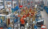 SANAYİ SEKTÖRÜ - Sanayi Üretimi Ekim'de Arttı