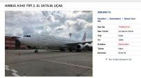 GÖVDELI - Atatürk Havalimanı'nda Sahibinden Satılık Yolcu Uçağı