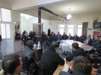ELEKTRİKLİ BİSİKLET - Bolvadin De 'Huzur Güvenlik Toplantısı' Gerçekleştirildi