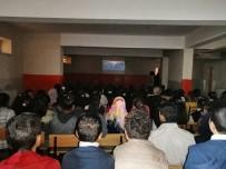 SİNEMA SALONU - Çaldıran Belediyesi 19 Bin 500 Öğrenciyi Sinema İle Tanıştırdı