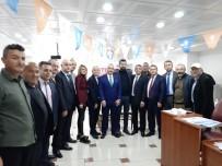 VEYSEL KARANI - Çaycuma AK Parti İlçe Teşkilatı İki Günlük Seçim Sürecini Bitirdi